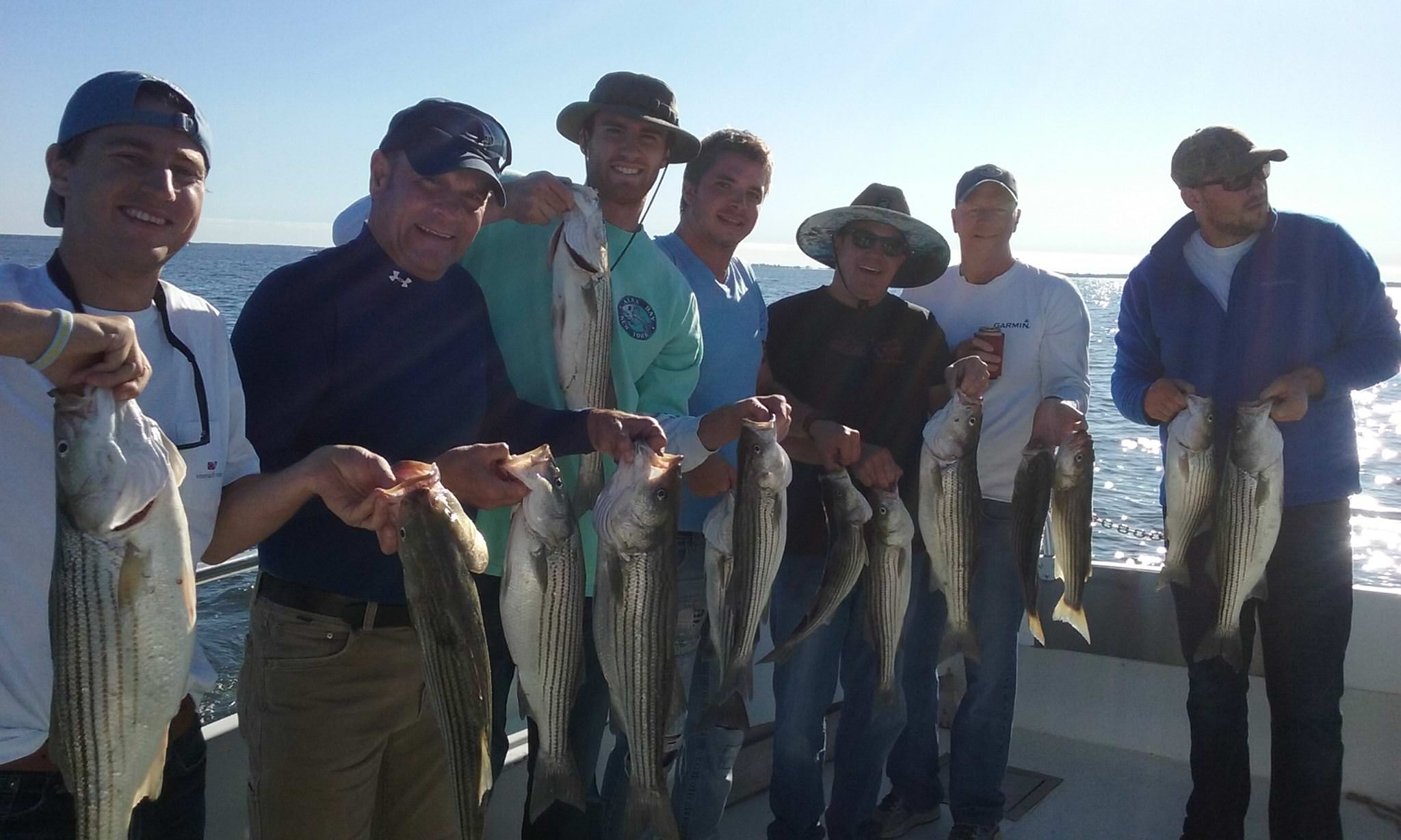 Chesapeake Bay Maryland Rockfish!