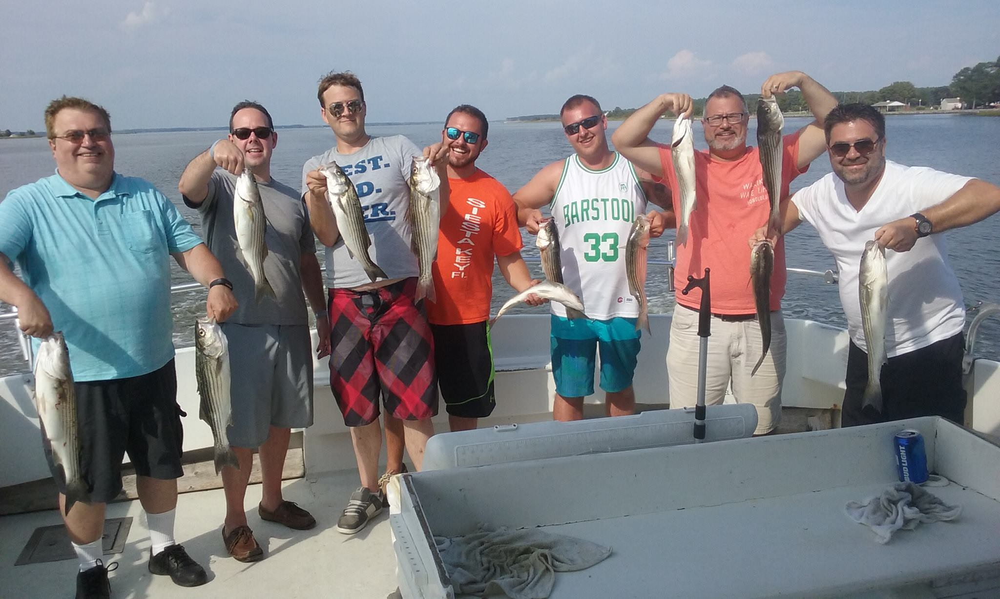 More Happy Chesapeake Bay Fishermen!